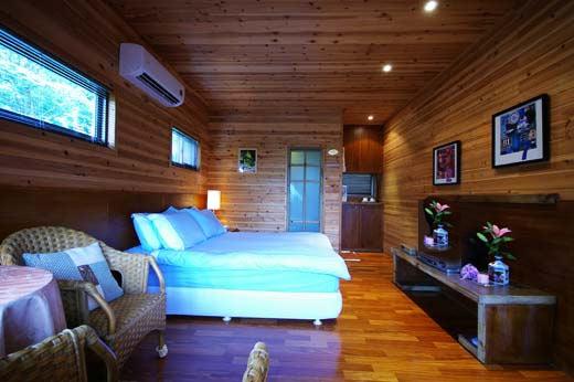 二人木屋套房